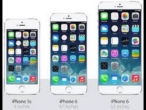 Chi tiết hình ảnh Iphone 6, iphone 6 plus và bảng giá mới nhất ...