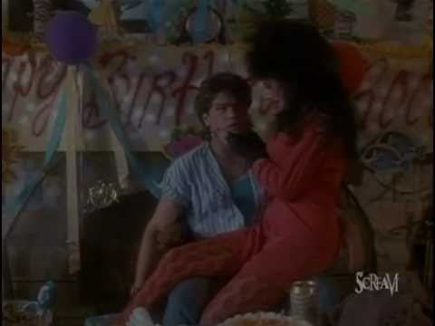Girlfriend from Hell 1989 FULL Movie horror black comedy - Lazerdisc...