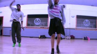 Aaliyah Rock the Boat Ania Dąbek choreography