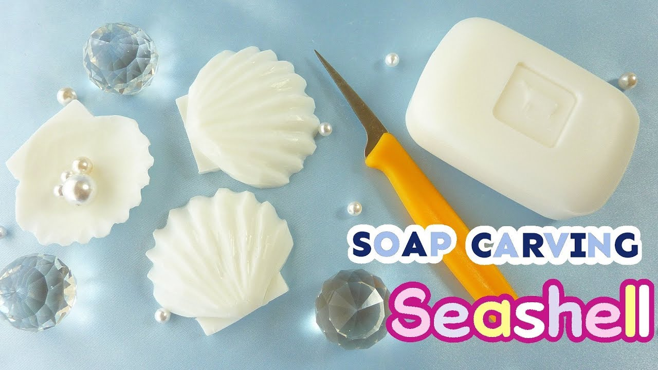 How to Make a Soap Carving