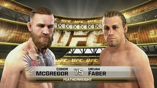 TUF 22 -  McGregor and Faber Mix It Up