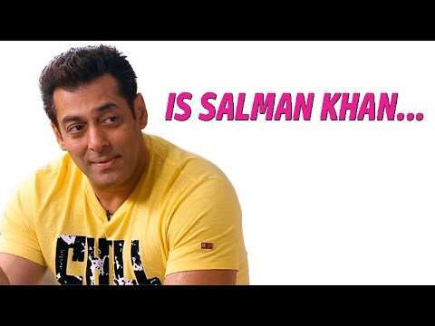 EXCLUSIVE| Salman Khan answers Google's Most Asked Questions