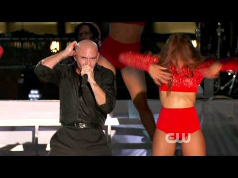 Pitbull - Don't Stop The Party Live At Iheartradio Ultimate Pool Party 2013 1080i video