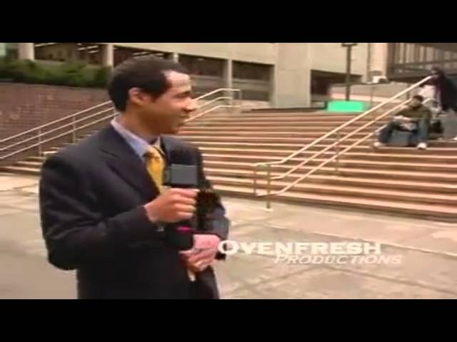 News Reporter Gets Very Angry (Caught On Camera)