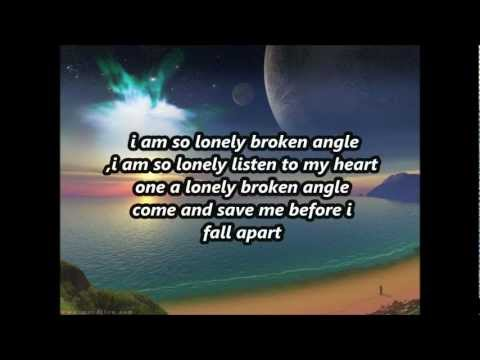 Lyrics Of Broken Angle-arash Fet Helena video
