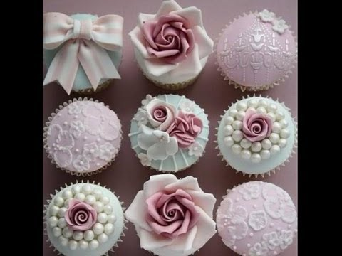 Cupcake decorations beautiful cupcakes ideas edible kids for Cupcake home decorations