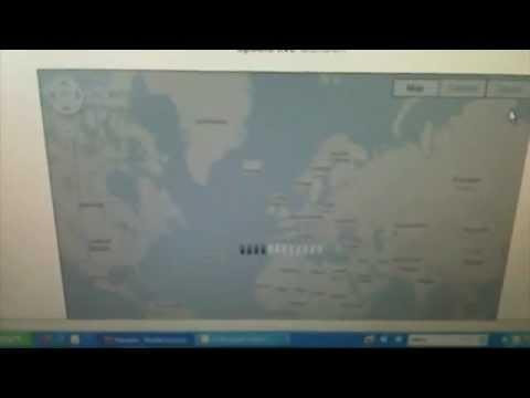 Phone tracking using google maps