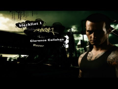 NFS: Most Wanted (2005) - Final Race/Rival Challenge - Razor (#1) & Credits