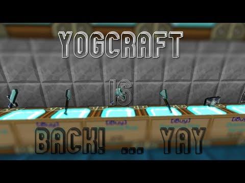 YogCraft FTB Server is BACK! - No Banned Items - Play.YogCraft.com (NO WHITELIST)
