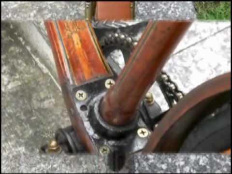 Telaio in legno per vetromattone
