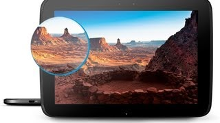 Google Nexus 10 Review (Part 3): Screen Resolution
