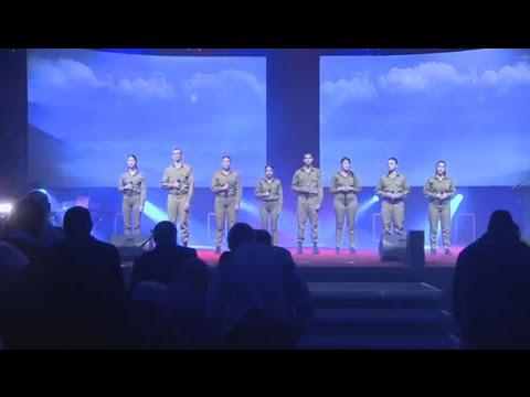 """חוגגים 70 בשידור חי! הצטרפו לעצרת צה""""ל החגיגית באתר """"יד לשריון"""", לטרון"""