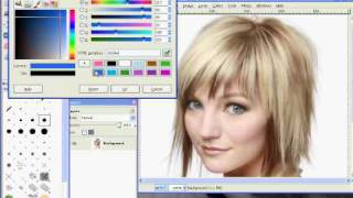 download lagu How To Change Hair Color Using Gimp Out The gratis