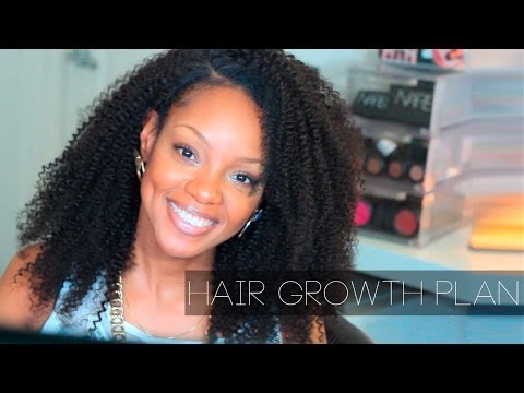 How to Grow your Hair Fast!!   Hair Growing Secrets   Natural Hair or Relaxed Hair
