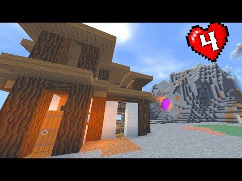 A Casa da Mesa Encantada - Survival #4 - Minecraft PE 1.2.10 Survival (Minecraft Pocket Edition)
