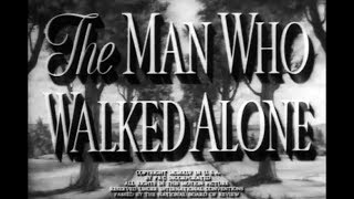 Comedy Drama Movie - The Man Who Walked Alone (1945)  from sallis65