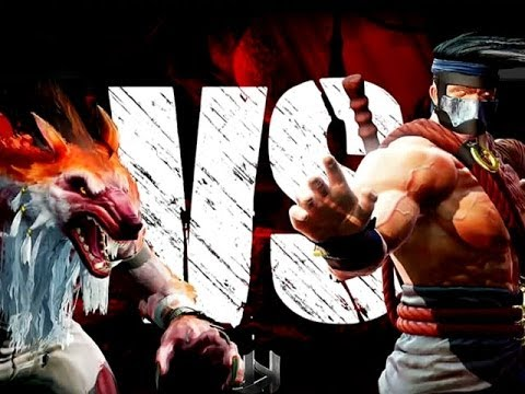 Max VS FilthieRich Part 2: Sabrewulf & Jago (Killer Instinct)