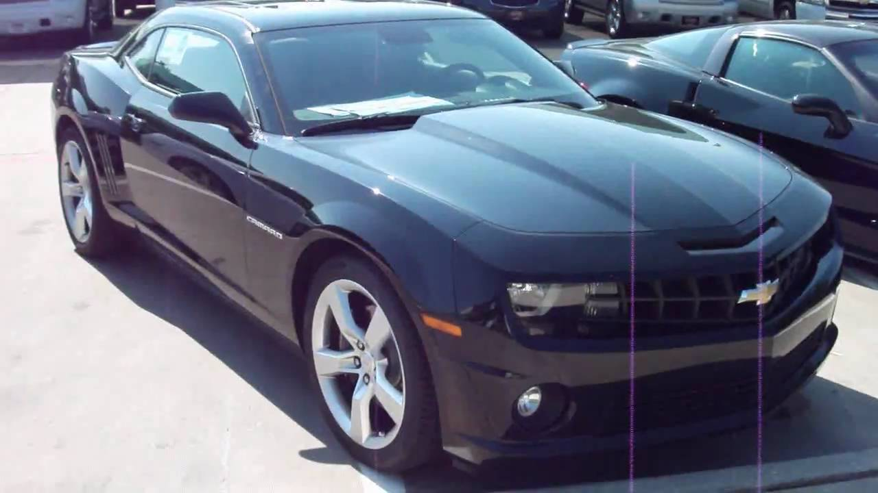 Classic Chevrolet Grapevine >> 2010 Chevrolet Camaro SS Start Up, Exterior/ Interior Tour - YouTube