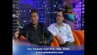 Mer Show - Ashot Edigaryan & Hayk Saratikyan