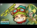 I Get Teemo Cassiopeia BOT LANE DUO TROLL In My PROMOS Climb To Diamond 20 mp3