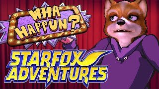 Star Fox Adventures - What Happened?