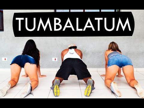 Tumbalatum - MC Kevinho - Coreografia | KDence thumbnail
