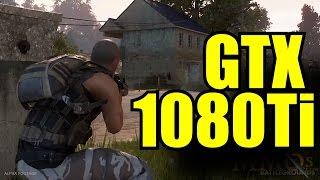 PlayerUnknown's Battlegrounds GTX 1080 Ti OC   1440p & 1080p   FRAME-RATE TEST