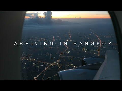 Flying To Bangkok, Thailand!