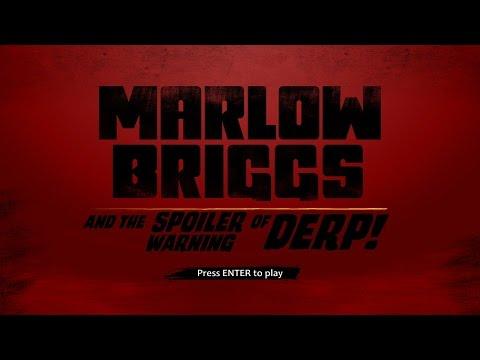 Marlow Briggs EP12: Marlow Briggs and the Marlow Briggs Fanfiction
