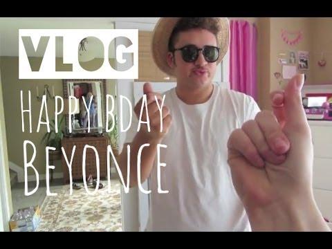 VLOG: Happy Birthday Beyonce!