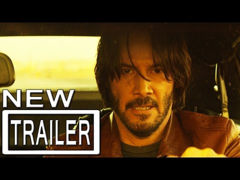 John Wick Trailer Official - Keanu Reeves