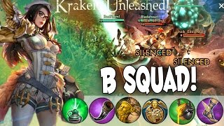 "The ""B"" Squad 