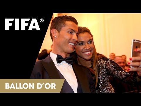 FIFA Ballon d'Or 2014: Behind the Scenes