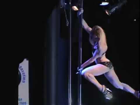US Pole Dance Championship 2009 Highlights