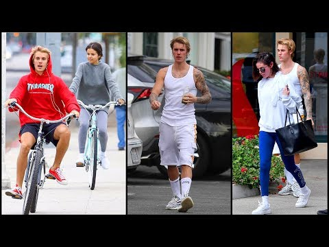 Justin Bieber and Selena Gomez together in 2018 thumbnail