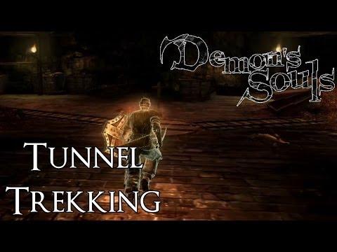 Tunnel Trekking - Demon's Souls video