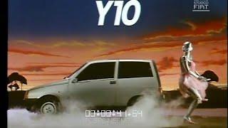 AD Lancia-Autobianchi Y10 - La città del futuro (Robot car) \\ 1985 \\ ita