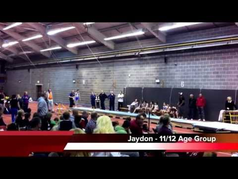 City of Birmingham Tumblers - Northern British Qualifier 2013