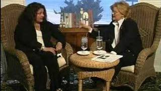 Aida Turturro, of the Sopranos, Interview on VVH-TV