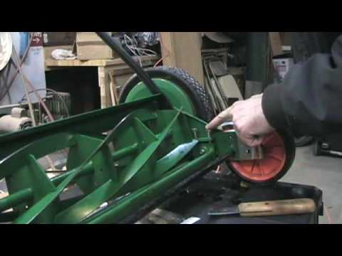 scotts elite 16 push mower manual