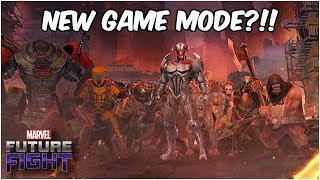 WORLD EVENT? NEW GAME MODE?! HUGE Sneak Peek (Endgame Update) - Marvel Future Fight