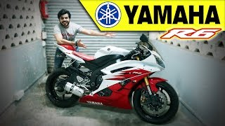 How To Buy YAMAHA R6 in India | Living With It Episode No.3 | Ownership Experience