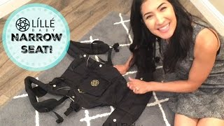 LILLEbaby Narrow & Wide Seats | How To Adjust the Best Baby Carrier Ever!