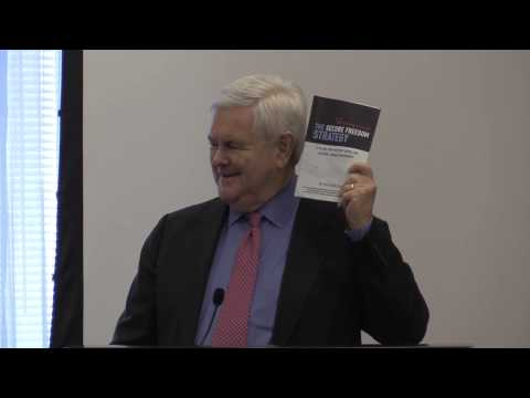 Newt Gingrich at Defeat Jihad Summit