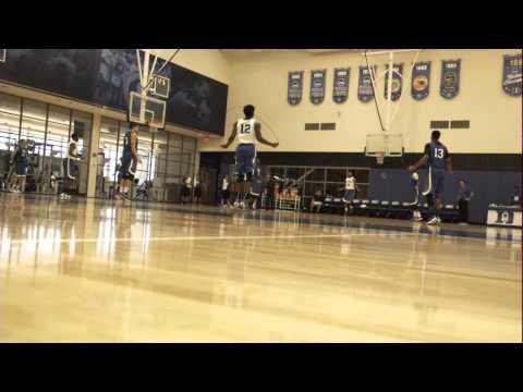 Duke 2014-15 First Practice