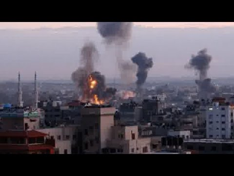 [HOT NEWS] Israel Air Strike | Let's Pray For Gaza Tonight | July 9, 2014