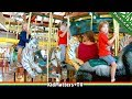 CAROUSEL, MERRY GO ROUND, at BEARDSLEY ZOO. Kiddie Carousel Ride. Playtime Fun![KM+Parks&Rec S02E17] MP3