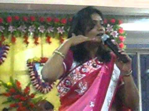 Bhajan by uma bagri - Kolkata Khatu wale Shyam - Kolaberi D -...