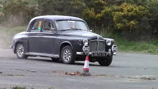 Ilkley Jubilee Historic Rally 2019 British Cars