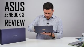UNBOXING & REVIEW - ASUS Zenbook 3 - MacBook Killer!